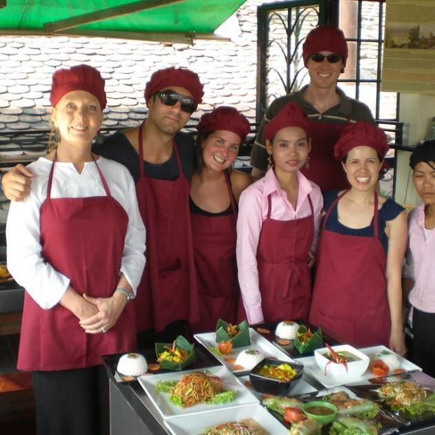 CAMBODIAN CULINARY TOURS for 6 Days
