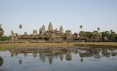 Cambodia with World Heritage and Beach relaxation 8 Days