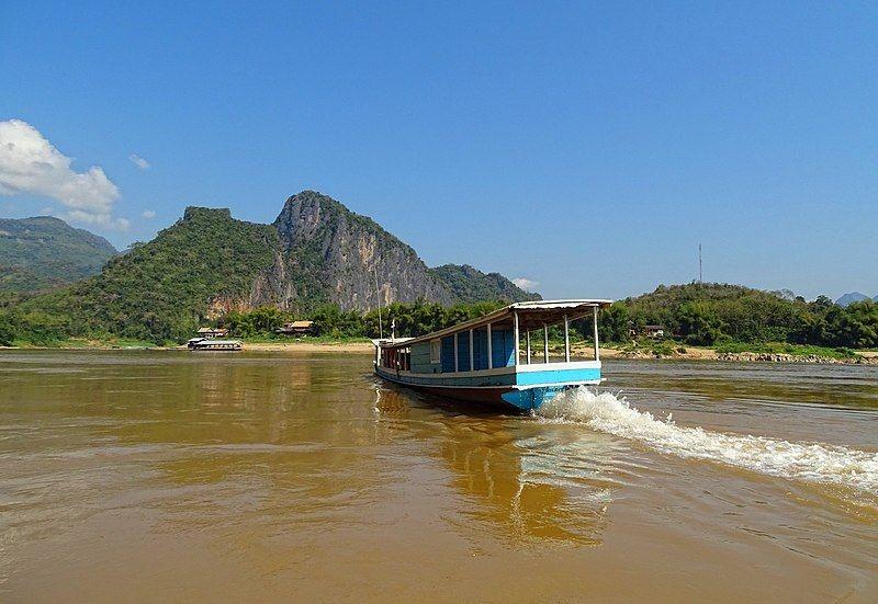 Mekong River Cruise near Luang Prabang