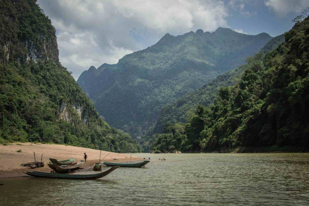 THE UNTOUCHED SOUTHERN LAO EXPLORATION
