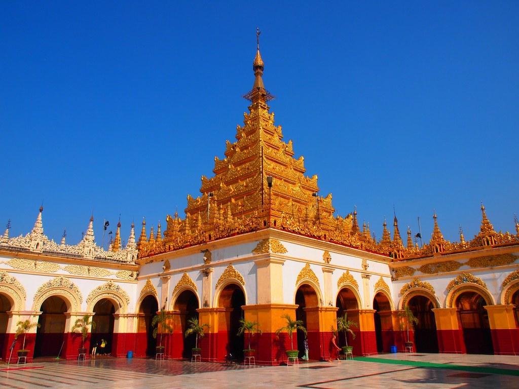 Mahamuni Pagoda