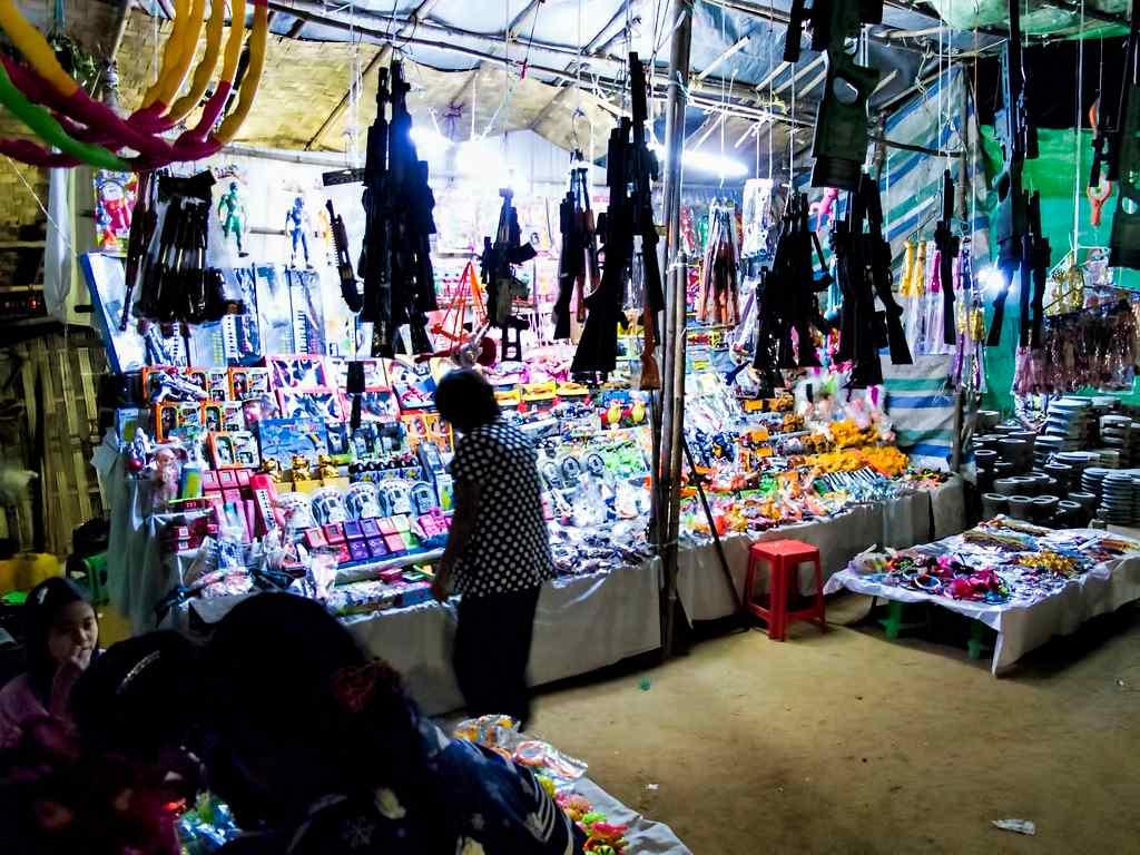 Nyang U Market