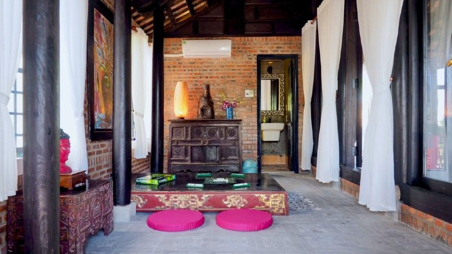 meditation hoi an gratitude vietnam
