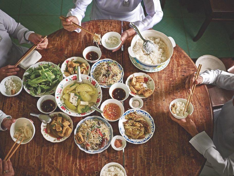 local meditation retreat vietnam